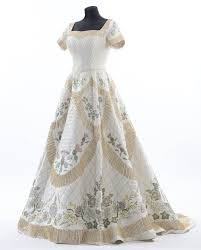 coronation gown angels replica