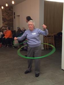 Joan (87 years old)